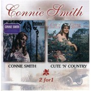 Video Delta Smith,Connie - Connie Smith/Cute 'N' Country - CD