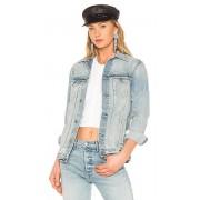 GRLFRND Daria Oversized Denim Jacket. - size XS (also in L,M,S)