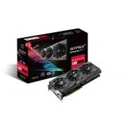 Asus Tarjeta Gráfica AMD ASUS ROG STRIX Radeon RX580 8GB GDDR5