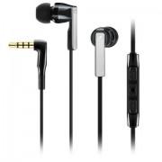 Sennheiser Cuffie Sennheiser CX 5.00i Black In-Ear Canal Headset Stereo Cablato Nero