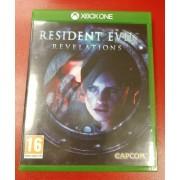 Resident Evil Revelations XBOX One použitý