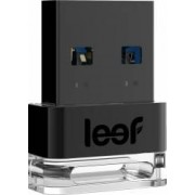 USB Flash Drive Leef Supra Charcoal 64GB USB 3.0 Negru