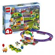 LEGO Disney Pixar's Toy Story 4 LEGO 10771 - Disney Pixar's Toy Story 4, Buzz wilde Achterbahnfahrt, Bauset