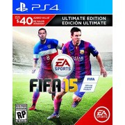 Electronic Arts FIFA 15 (Ultimate Edition) PlayStation 4