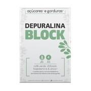 Block bloqueador de hidratos de carbono e gordura 60cápsulas - Depuralina