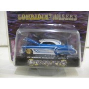 1949 Buick Riviera Lowridin' Dreams Custom Cruisers In Blue Flake Diecast 1:64 Scale Lowriders By Racing Champions