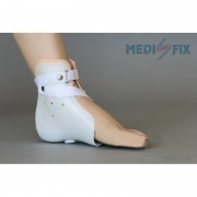 Ankle support plastic with joint fixing (buc)