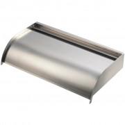 Ubbink Ränna i rostfritt stål för trädgårdsvattenfall 60 cm
