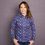 Femei cămașă Willsoor Ediție limitată 7282