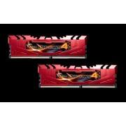 Memorija G.Skill 8 GB Kit (2x4 GB) DDR4 2400 MHz Ripjaws 4, F4-2400C15D-8GRR