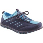 Adorn Active and Trendy Running Shoes For Women(Blue)