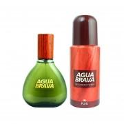 Estuche Agua Brava - Eau de Cologne - Desodorante