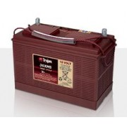 Batería de plomo ácido abierto Trojan 30XHS 12V 130Ah Ciclo Profundo