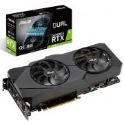 Asus Dual GeForce RTX 2080 SUPER Dual Evo Oc Edition 8GB GDDR6 256-bit Graphics Card