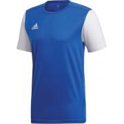 adidas Estro 19 Sportshirt - Maat XXL - Mannen - blauw/wit