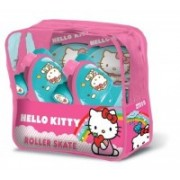 Set role cu genunchere si cotiere Hello Kitty
