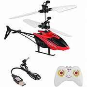 Induction Type 2-in-1 Flying Indoor Helicopter with Remote