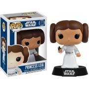 STAR WARS Figura de vinilo FUNKO POP! Star Wars: Princesa Leia