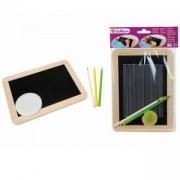 Детска дървена дъска за писане с молив - Айхорн - Simba, 041113