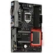 Дънна платка ASRock Z370 Killer SLI, Z370, LGA1151, PCI-E (HDMI&DVI)(CFX&SLI), 6x SATA 6Gb/s, 2x Ultra M.2 Socket, 1x USB 3.1 (Gen1, Type-C), ATX