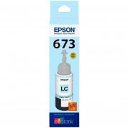 Botella Tinta EPSON T673 L800 L805 L810 L850 L1800 Cyan Light