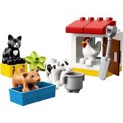 LEGO DUPLO 10870 Város Háziállatok
