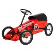 Kartell Discovolante loopauto speelgoed rood