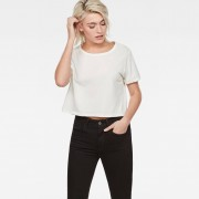 G-Star RAW Collow Straight Cropped T-Shirt