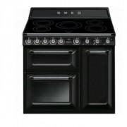 SMEG Cocina Inducción Smeg Tr93ibl Negro 90cm
