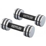 Set gantere crom KETTLER -3 kg