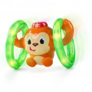Bright Starts Activity Toy Roll & Glow Monkey K52181