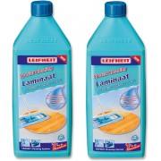 Leifheit Laminaatreiniger 1 liter - 2 flessen pack