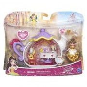 Jucarie Disney Princess Little Kingdom Belle's Enchanted Dining Room Set