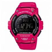 Casio W-S220C-4BVDF reloj deportivo - magenta / negro (sin caja)