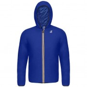 K-Way Vestes printemps/été homme Capuche Regularfit Le Vrai Claude Light Warm 3.0 Bleu Royal - L