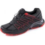 Salomon XT ASAMA GTX Waterproof Mountain Hiking & Trekking Shoes For Men(Black)