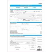 M MA (A4 set 2l. NCR) - Prijava, promena i odjava na obavezno socijalno osiguranje