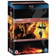 Mission Impossible Ultimate Missions Collection (Mission Impossible / Mission Impossible II / Mission Impossible III) [Blu-ray]
