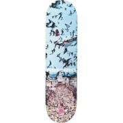 Primitive Pro Skateboard Deck (Ribeiro Transit)