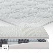 Cortassa Garda 1500 Memory Top Sfoderabile Dry Amicor 195cm 85cm