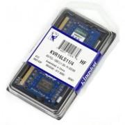 Kingston Pamięć RAM 4GB 1600MHz ValueRAM (KVR16LS11/4)