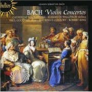 Video Delta Bach,J.S. - Violin Concertos - CD