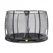 EXIT Studsmatta Elegant Premium Ground 366 Svart +Safetynet Deluxe
