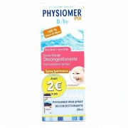 Omega chefaro physiomer baby spray iper decongestione nasale 115ml chefaro pharma italia