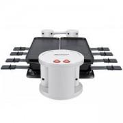 Електрически раклет грил Steba RC 60, 2 х 600 W, Сив, STE.636000