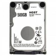 "HDD 2.5"", 500GB, Hitachi HGST Travelstar Z7K500.B, 7200rpm, 32MB Cache, 7mm, SATA3 (HTS725050B7E630)"