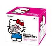 Fujifilm Máquina Fotográfica Instantânea Instax Mini Hello Kitty (Rosa - Obturação: 1/60 s - 62 x 46mm )