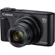 Canon Digital Camera PowerShot SX740 HS 20.3 Megapixel Black
