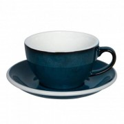 "Loveramics Cappuccino cup with a saucer Loveramics ""Egg Night Sky"", 200 ml"