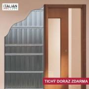 Scrigno SpA Unipersonale SCRIGNO Stavební pouzdro SCRIGNO Stech jednokřídlé do ZDI 700x2100 mm